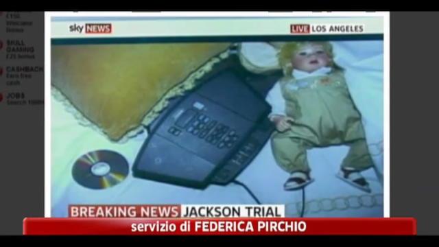 Processo murray una bambola sul letto di michael jackson - Una valigia sul letto streaming ...