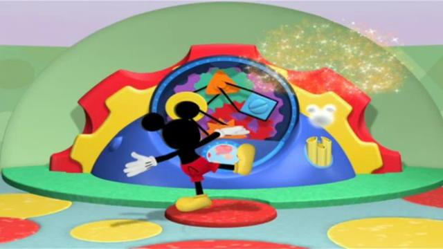 La casa di topolino disney junior video sky for La fattoria di topolino
