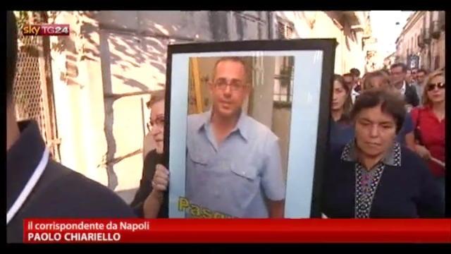 Matrimonio Pasquale Romano : Napoli caccia agli assassini di pasquale romano video sky