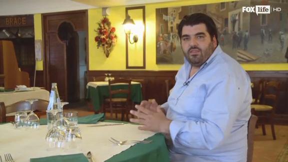 Antonino cannavacciuolo un cuoco di peso - Ristorante borgo antico cucine da incubo ...
