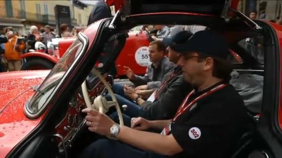 Dreams or nothing: la Mille Miglia 2013