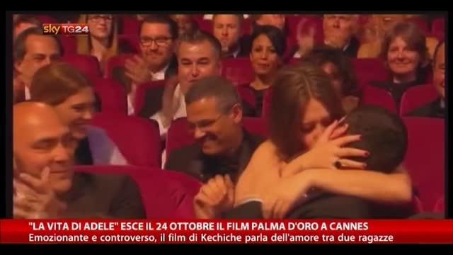 La vita di Adele, il 24 ottobre il film Palma d'Oro a Cannes | Video Sky
