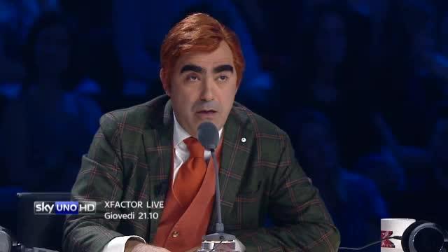X Factor 2013 - quarto live