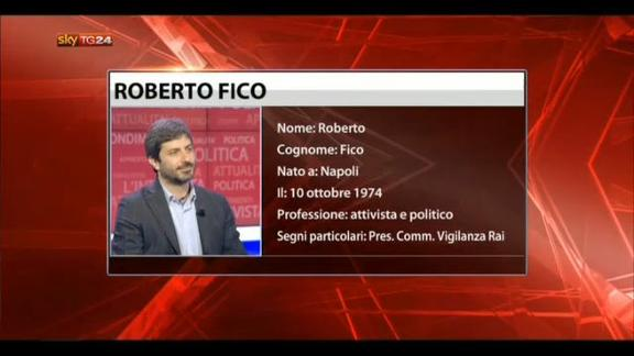 L'intervista di Maria Latella a Roberto Fico (parte 1)