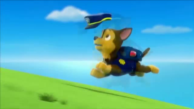 Nick jr paw patrol video sky