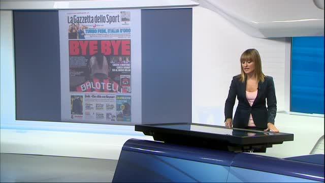 La rassegna stampa di Sky SPORT24 (23.08.2014)
