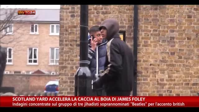 Scotland Yard accelera la caccia al boia di James Foley