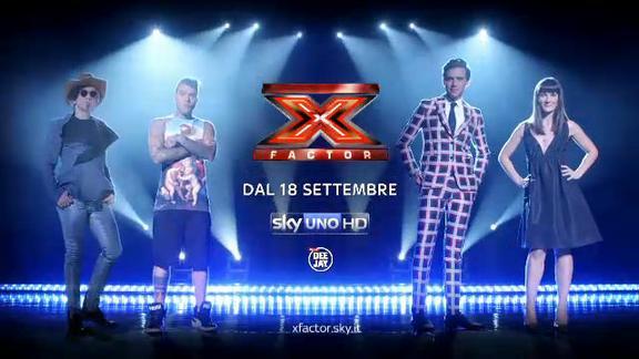 X Factor 2014 - dal 18 settembre