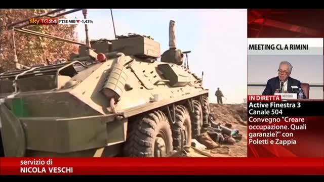 Ucraina, soldati russi al fianco dei separatisti