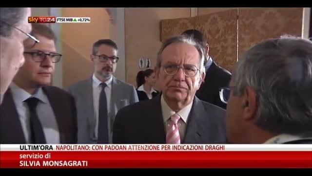 Sblocca Italia, verso decreto con molte misure a costo zero