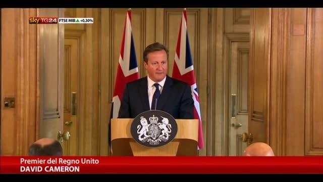Terrorismo, Gran Bretagna alza il livello di allerta interno