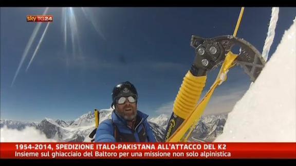 K2, un urlo dalla vetta