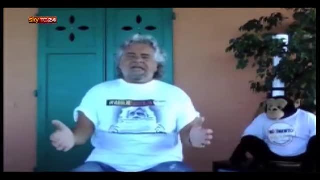 Grillo vuole il Circo Massimo e si appella ai Rolling Stones