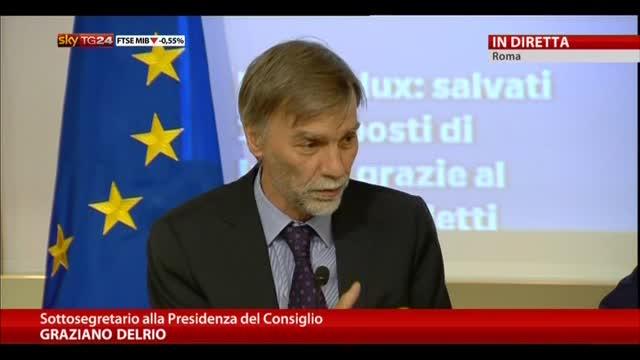 """Renzi-Delrio: """"1000 asili in 1000 giorni"""""""