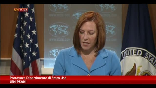 Uccisione Sotloff, Psaki: stiamo valutando autenticità video