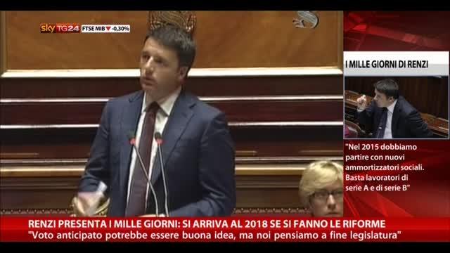 """Renzi: """"Difesa autonomia giudici, stop sentenze preventive"""""""
