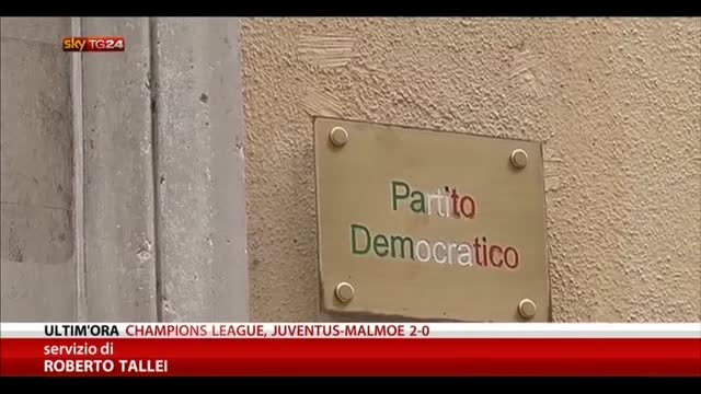Pd, Renzi annuncia nuova segreteria: serve gestione unitaria