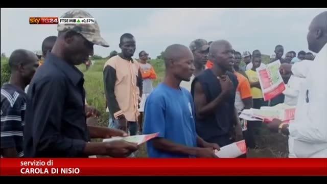 Ebola, Obama lancia allarme: epidemia ormai fuori controllo