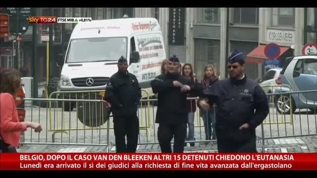 Belgio, dopo Van Den Bleeken 15 detenuti chiedono eutanasia