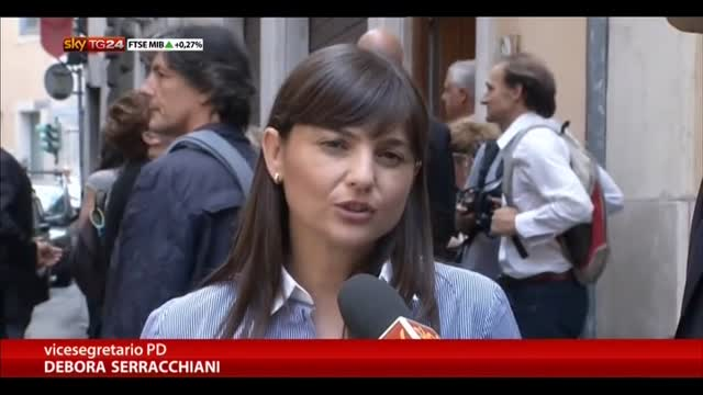 Riforma Lavoro, le dichiarazioni di Serracchiani e Bersani
