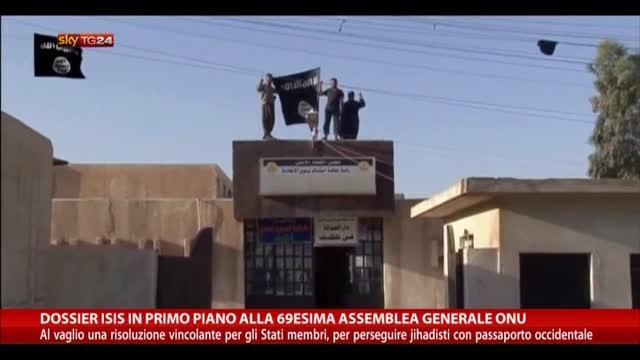 Dossier ISIS in primo piano alla 69esima assemblea ONU