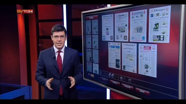 Rassegna stampa nazionale (23.09.2014)