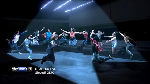 X Factor 2014 - Il primo Live