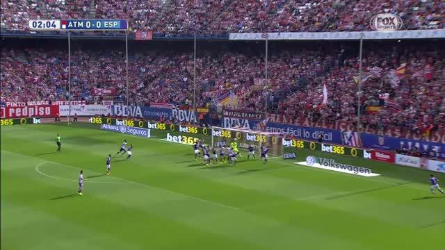 Atletico Madrid-Espanyol 2-0