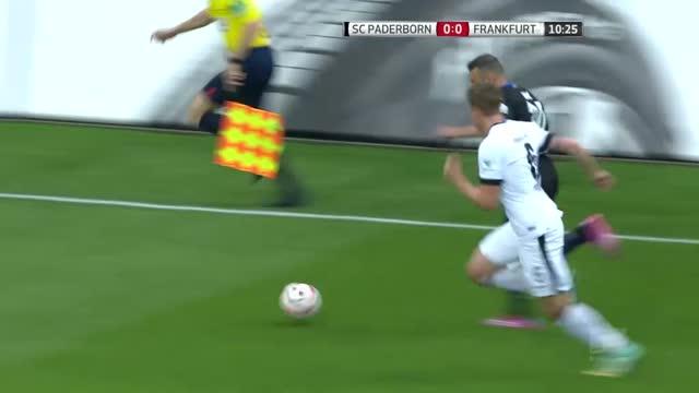 Paderborn 07-Eintracht 3-1