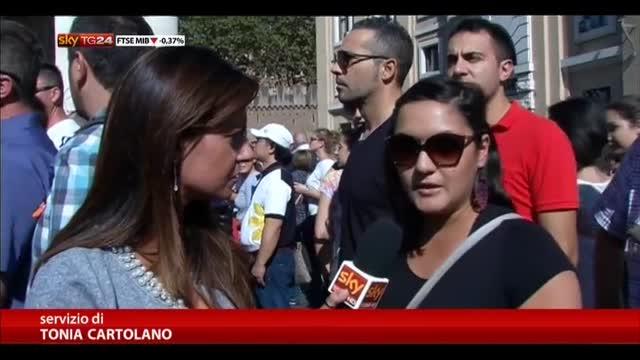 Vaticano, le voci dei fedeli su matrimonio tra omosessuali