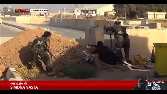 Kobane, Isis in difficoltà dopo raid della coalizione