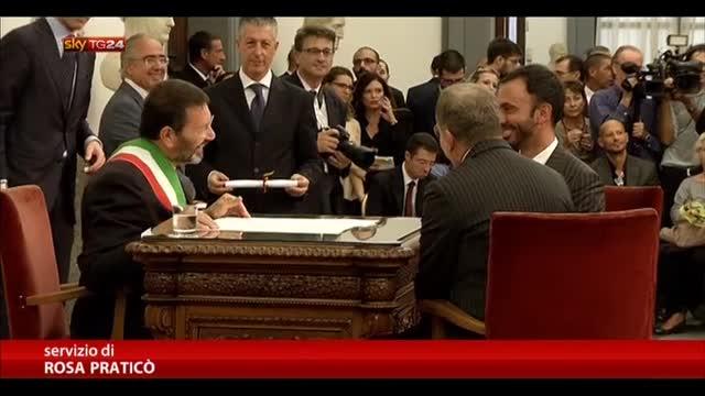 Roma, prefetto al sindaco: annullare trascrizioni nozze gay
