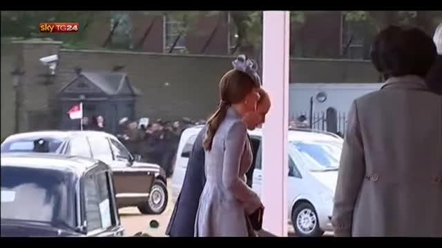 Kate Middleton, prima uscita dopo annuncio gravidanza