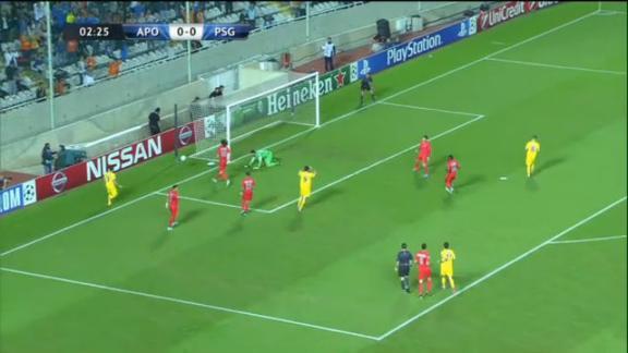 Apoel-PSG 0-1