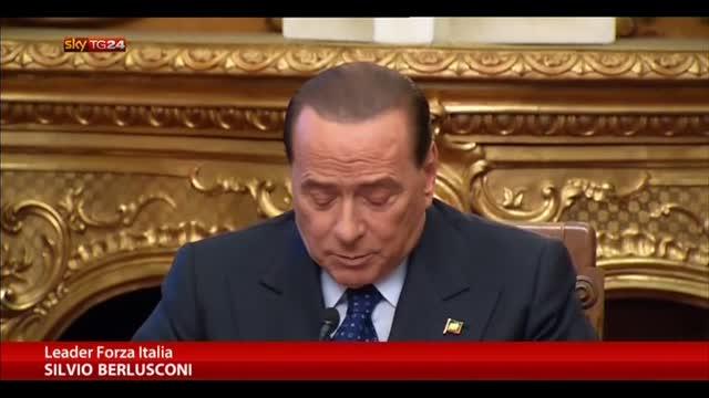 Berlusconi: legge tedesca per unioni civili è nostro modello