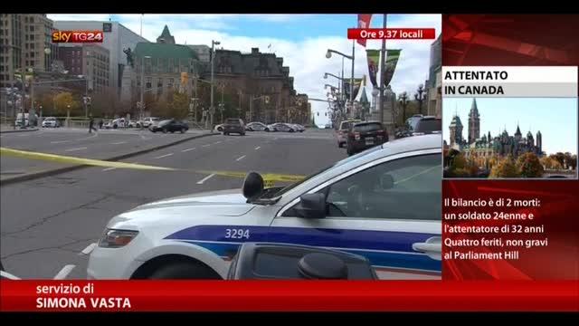 Attentato Ottawa, cronaca di un giorno di terrore