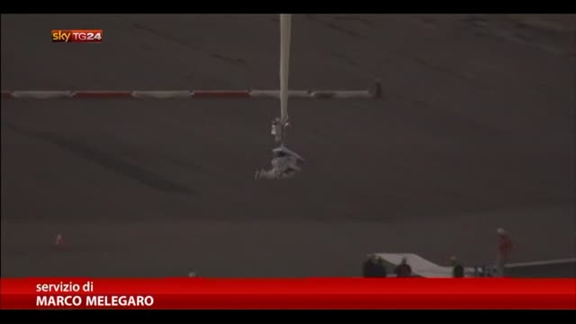 Caduta libera, Alan Eustace batte il record di Baumgartner