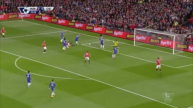 Manchester United-Chelsea 1-1