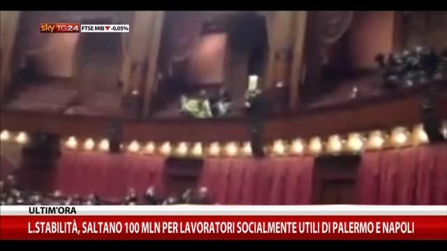 DL Sblocca Italia, la protesta di Green Peace