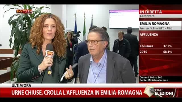 Regionali Calabria, le parole di Bruno Gemelli