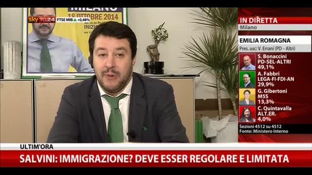Salvini: Lega in Emilia mai cosi bene, difficile viene ora