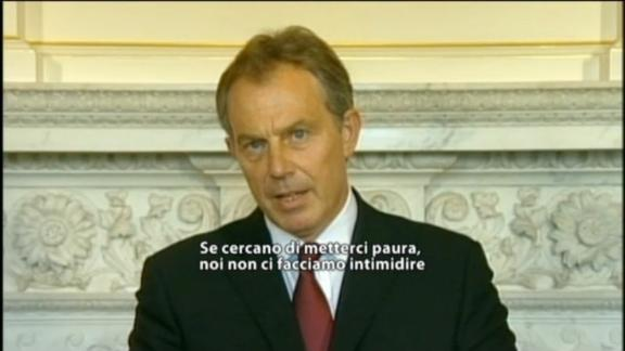 Tony Blair ospite a Sky TG24
