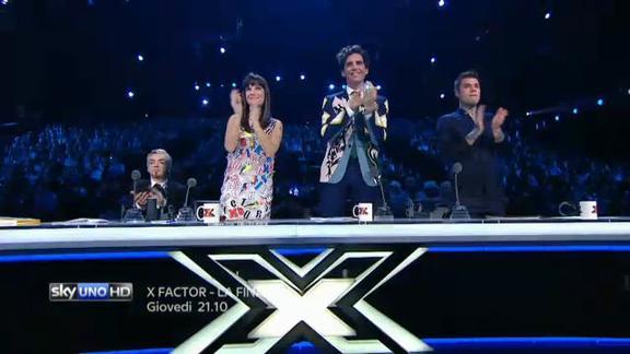 X Factor 2014 - La finale e i suoi ospiti