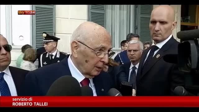 Quirinale, Renzi: cercheremo nome con più alto consenso