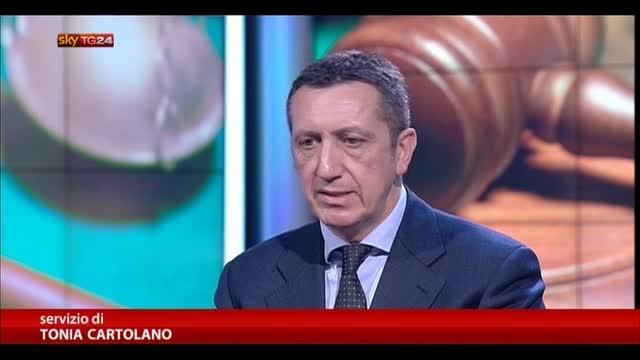 """Corruzione, Sabelli a SkyTG24: """"Aumento pene non basta"""""""