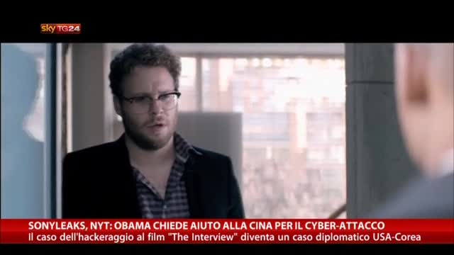 Sonyleaks, Nyt: Obama chiede aiuto a Cina per cyber-attacco