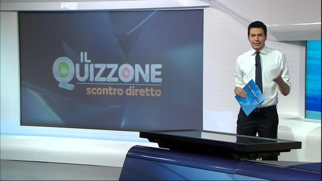 """Il Quizzone, """"Scontro Diretto"""": Mangiante contro Guardalà"""