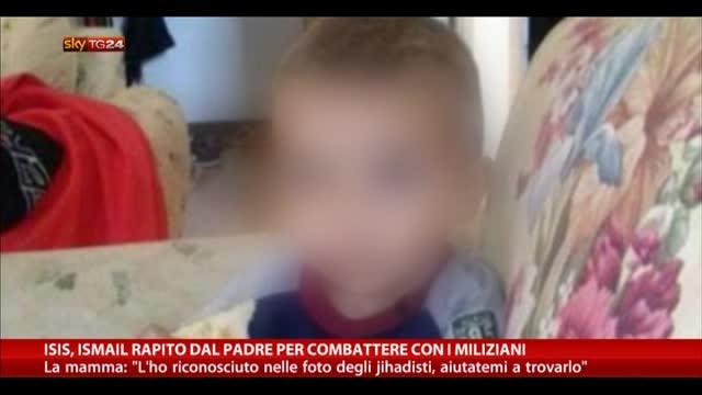 ISIS, Ismail rapito dal padre per combattere con i miliziani