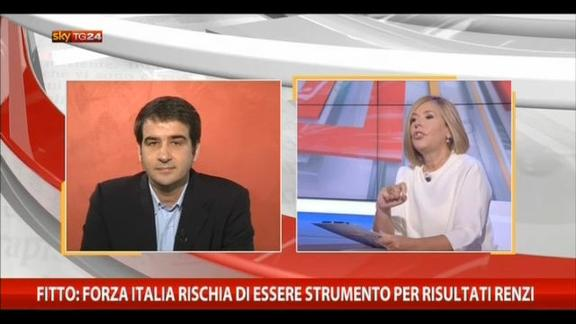 L'intervista di Maria Latella a Raffaele Fitto