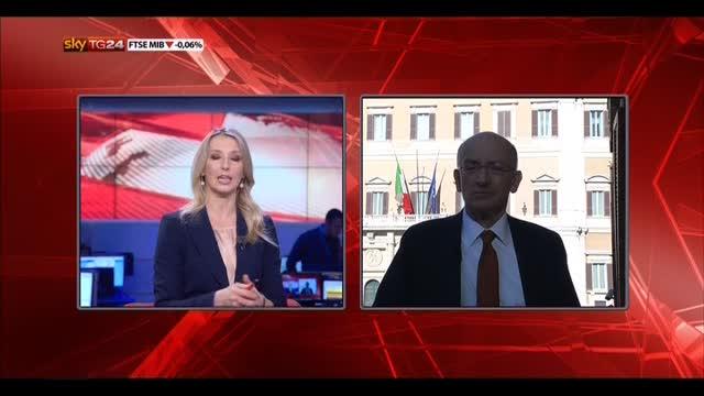 Quirinale, il commento di Sisto (Forza Italia)